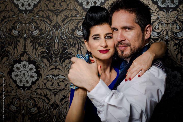 Guillermo Barrionuevo & Mariela Sametband